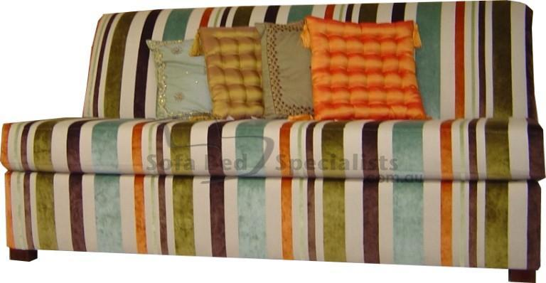sofabed-armless-innerspring-stripe