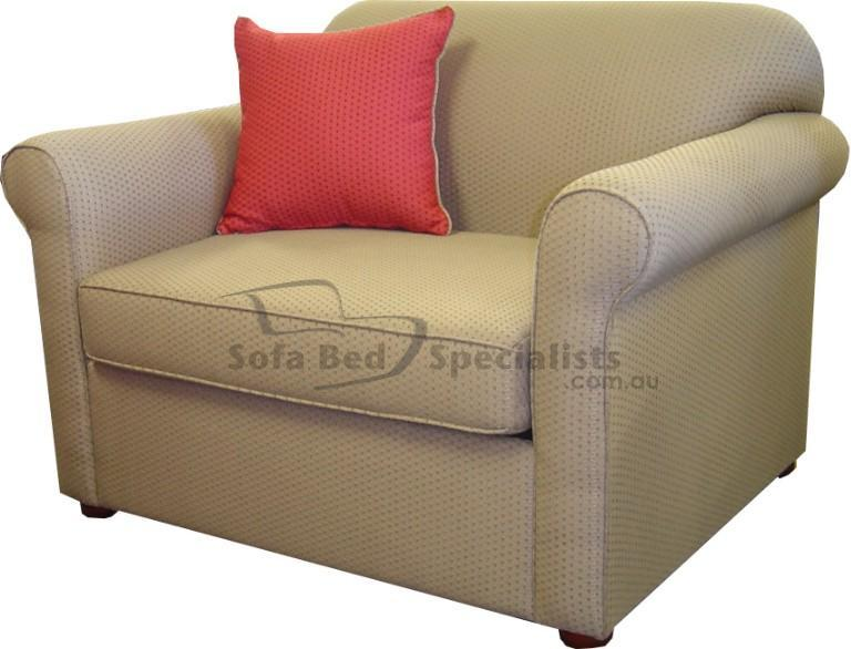 Chair sofabed victoria sofa bed specialists Single couch bed
